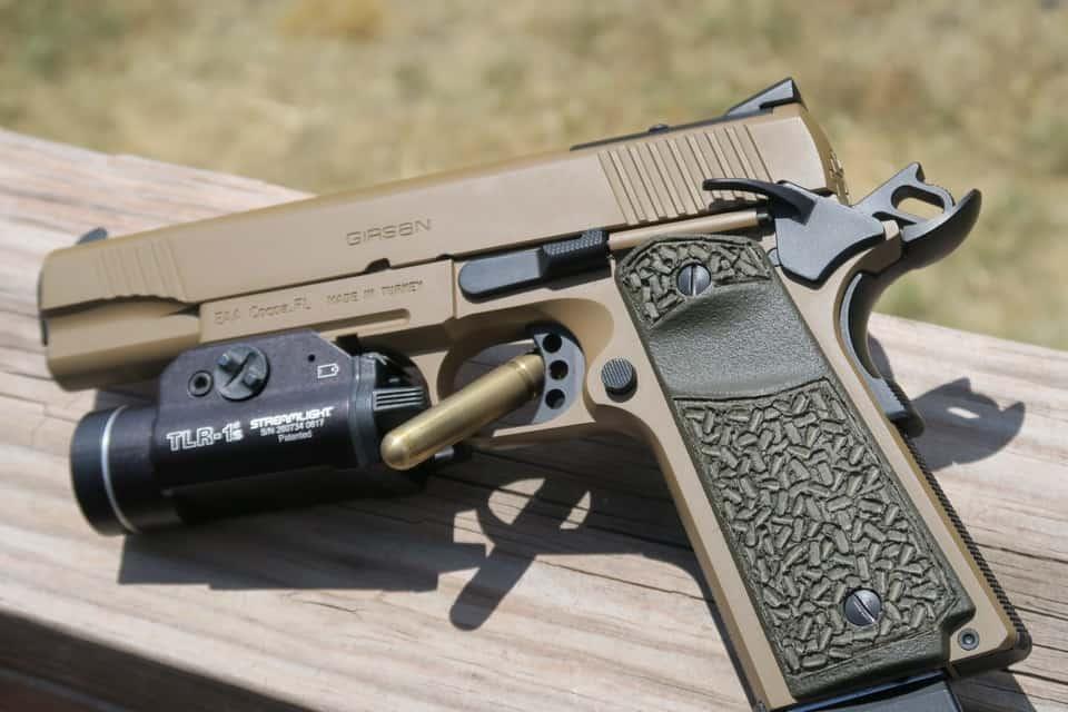 Best 1911 Grips